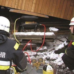 VETTER Rescue, cojines neumáticos